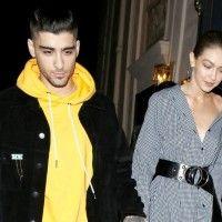 Potret Gaya Fashionable Gigi Hadid dan Zayn Malik Sebelum Putus