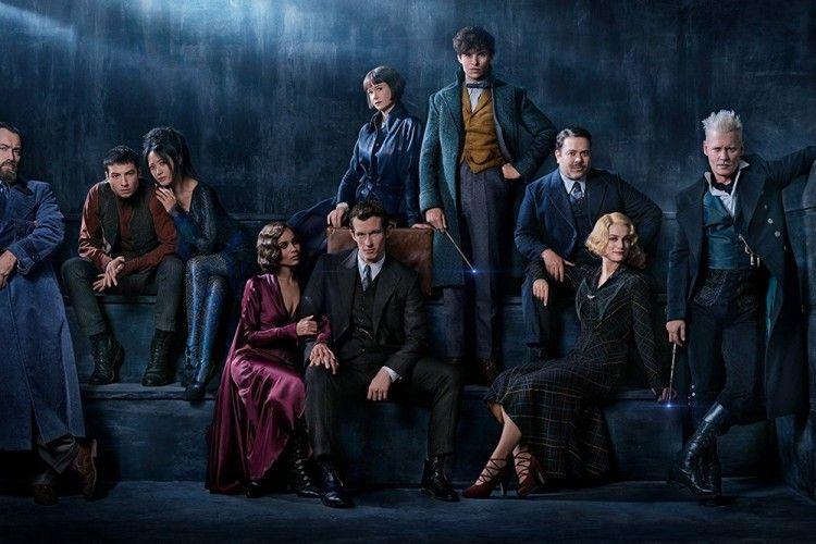 Rilis November, Ini 5 Fakta Baru Tentang Film Fantastic Beasts