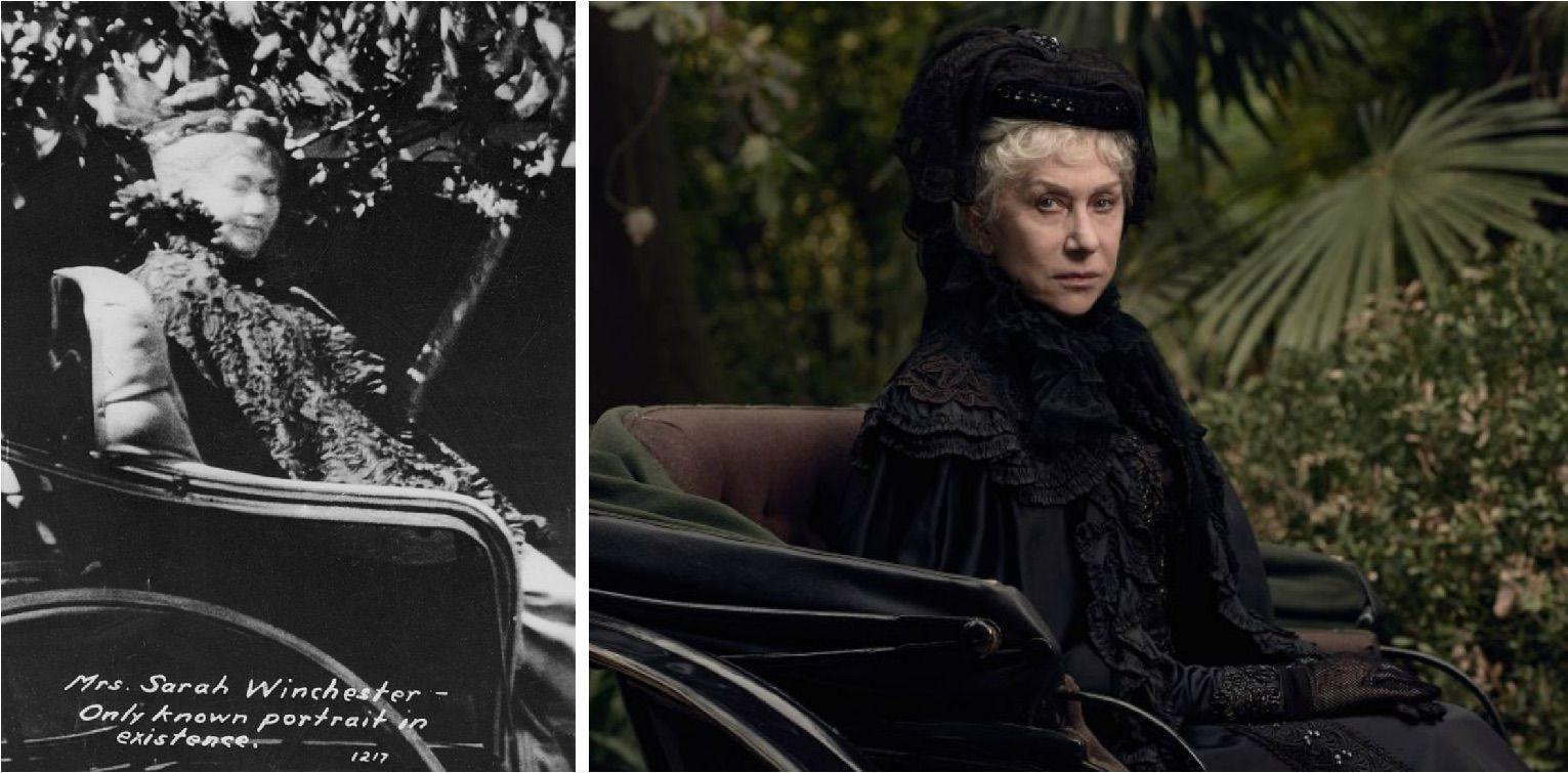 Bikin Merinding, Ini Kisah Nyata di Balik Film Winchester