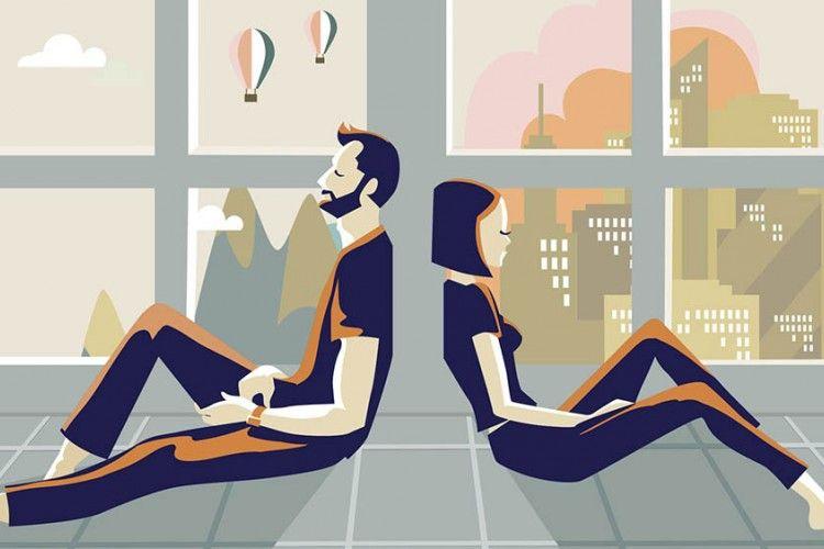 4 Tips Canggih untuk Mengatasi Pasangan yang Moody
