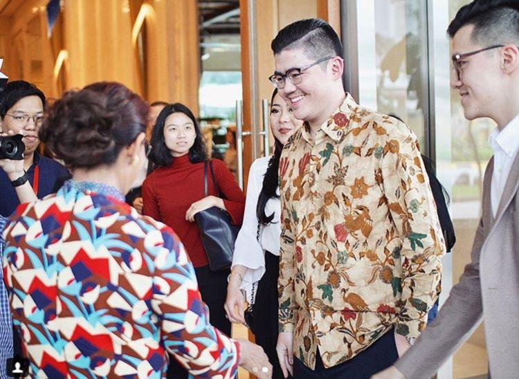 #BFA2018: 8 Arti Cantik yang Disampaikan Winston Utomo, CEO IDN Media