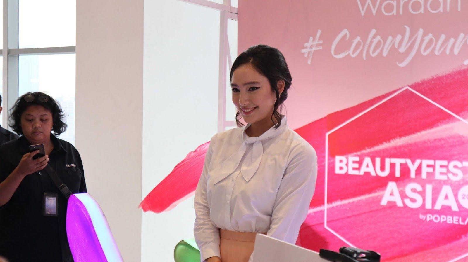 Cantik Berangkat dari Dalam Diri, Belajar Caranya di BeautyFest Asia 2018