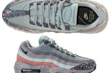 Nike Merilis Sepatu Berdesain Confetti