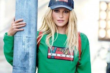 Britney Spears Tampil di Kampanye Iklan Terbaru Kenzo