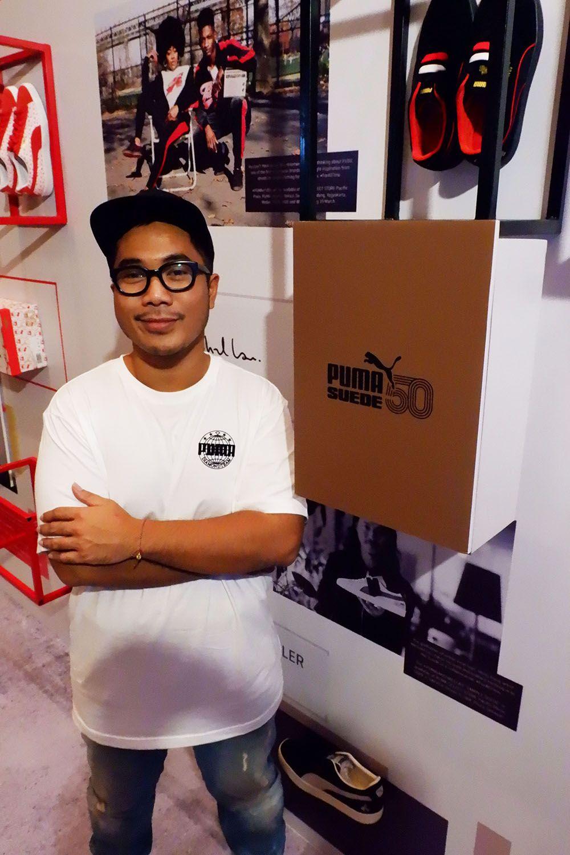 Hakim Satriyo, Fotografer Indonesia yang Terpilih Jadi 'Legend' PUMA
