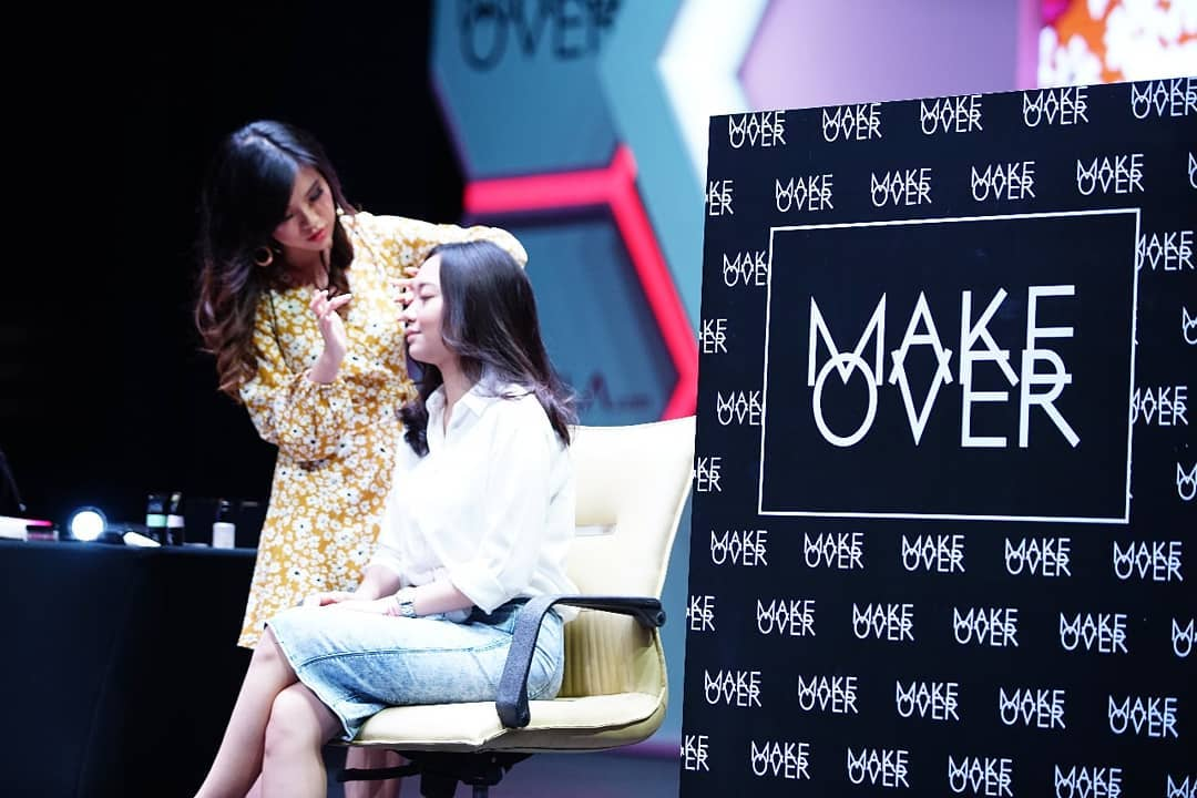 Make-Over Dirimu di BeautyFest Asia 2018