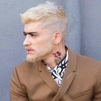Putus Cinta, Zayn Malik Ganti Warna Rambut