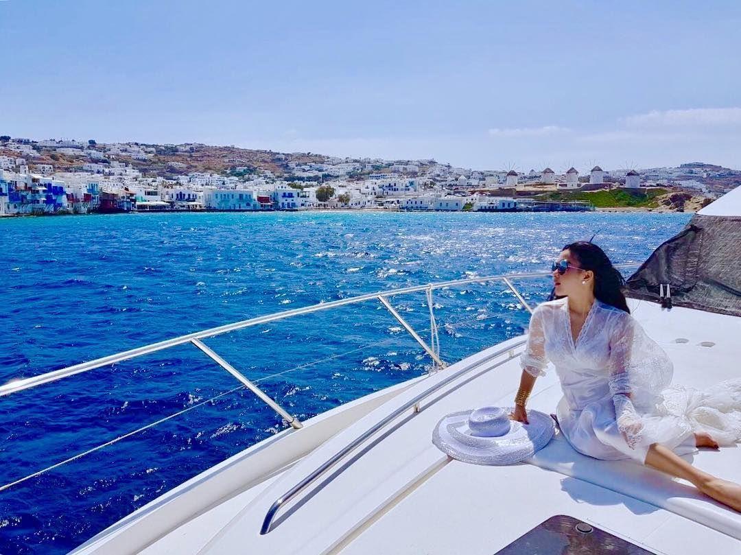 Hobi Traveling, Ini 10 Negara yang Pernah Dikunjungi Syahrini