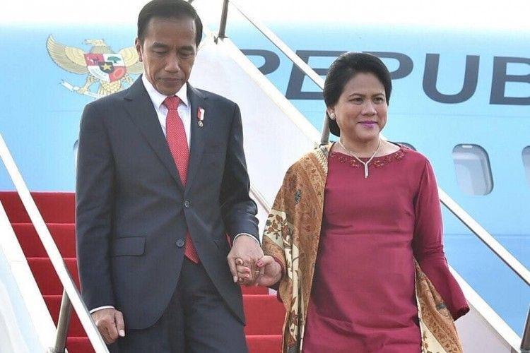 Hobi Tas Klasik, Intip Tas Mewah Kesayangan Ibu Iriana Jokowi Ini