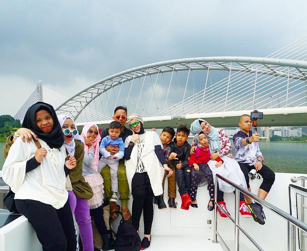 Begini 5 Cara Keluarga Gen Halilintar Didik Anak Lewat Travelling