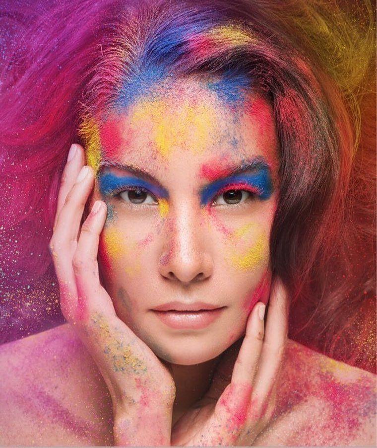 9 Makeup Keren Artis Lokal Hingga Internasional Karya MUA Bubah Alfian