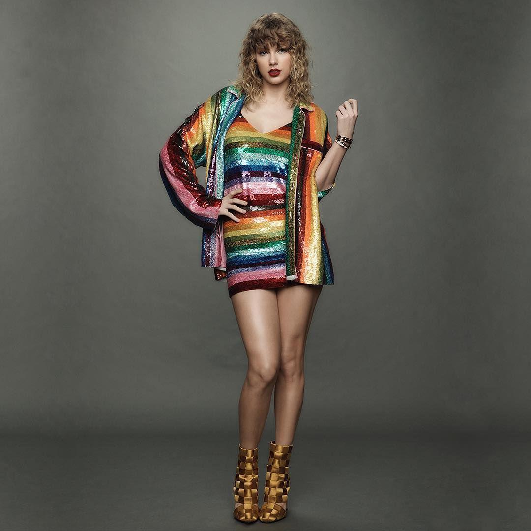 Lucinta Luna Akui Permasalahannya Mirip Taylor Swift, Inilah Persamaannya