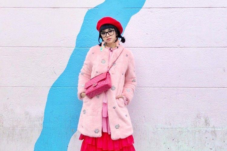 Suka Gaya Playful? Intip 5 OOTD Blogger Diana Rikasari