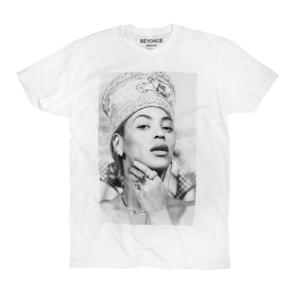 Beyonce Merilis Koleksi Merchandise yang Terinspirasi dari Nefertiti