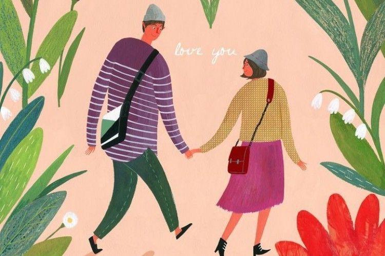 Rumus Jadi Partner Kerja yang Baik Bagi Pasangan