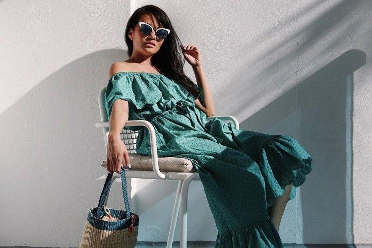 Gaya Summer yang Wajib Kamu Tiru dari Fashion Blogger Olivia Lopez