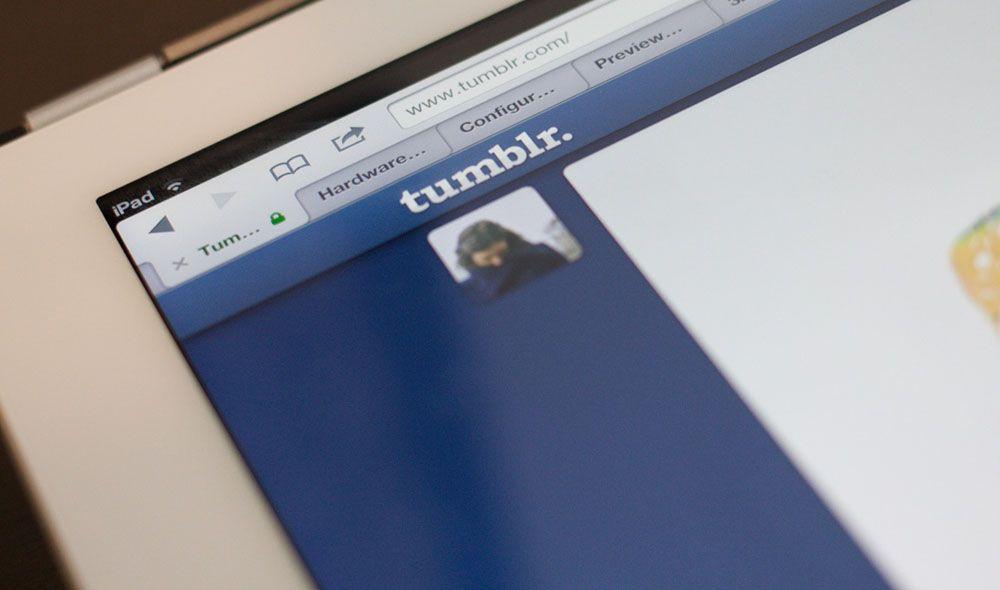 Tumblr Diblokir di Indonesia, Fitur Inilah yang Bikin Rindu
