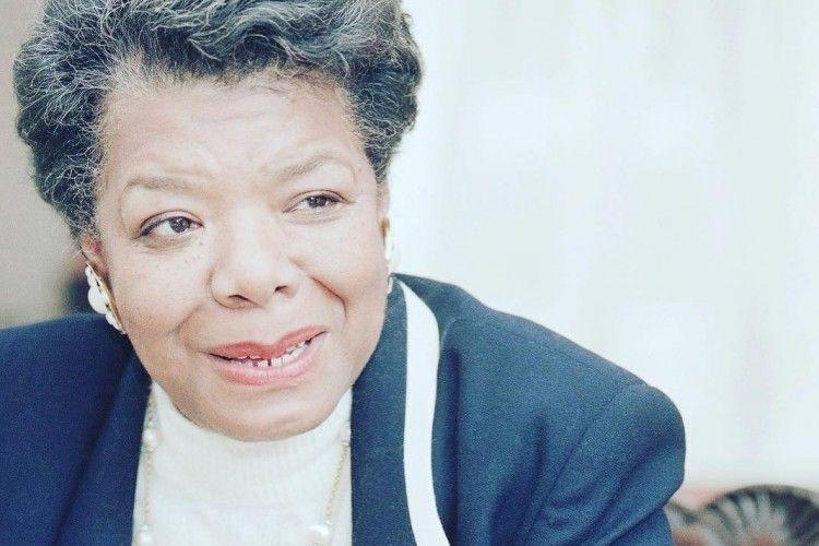 5 Puisi Inspiratif Sepanjang Sejarah Karya Maya Angelou