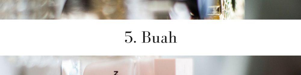 Cek Karakteristik Berdasarkan Aroma Parfum Favorit