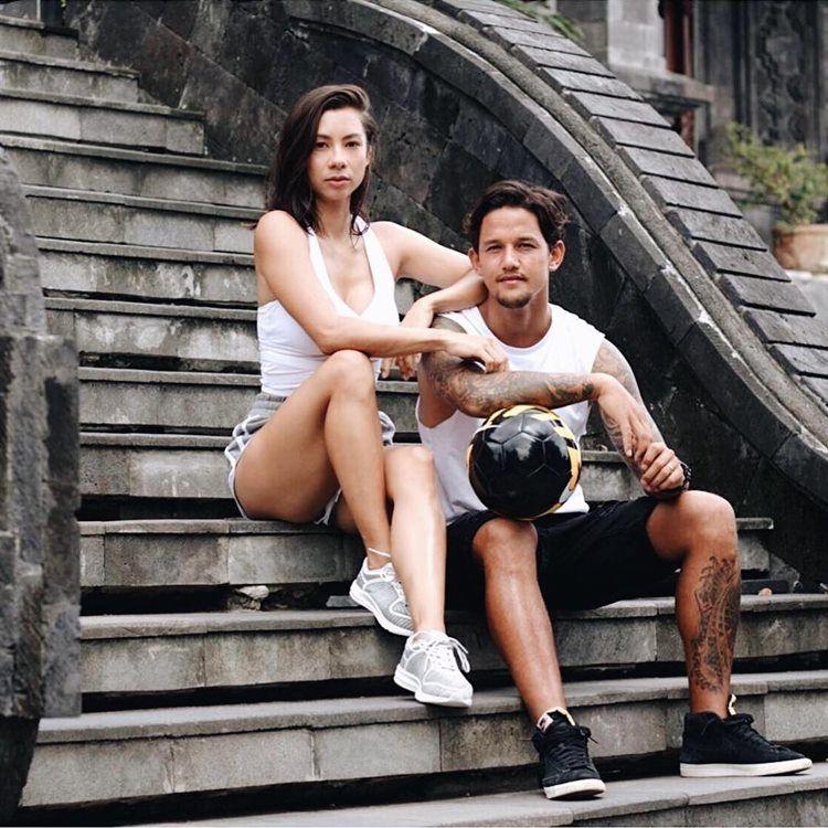 6 Artis yang Memilih Atlet sebagai Pasangan Mereka