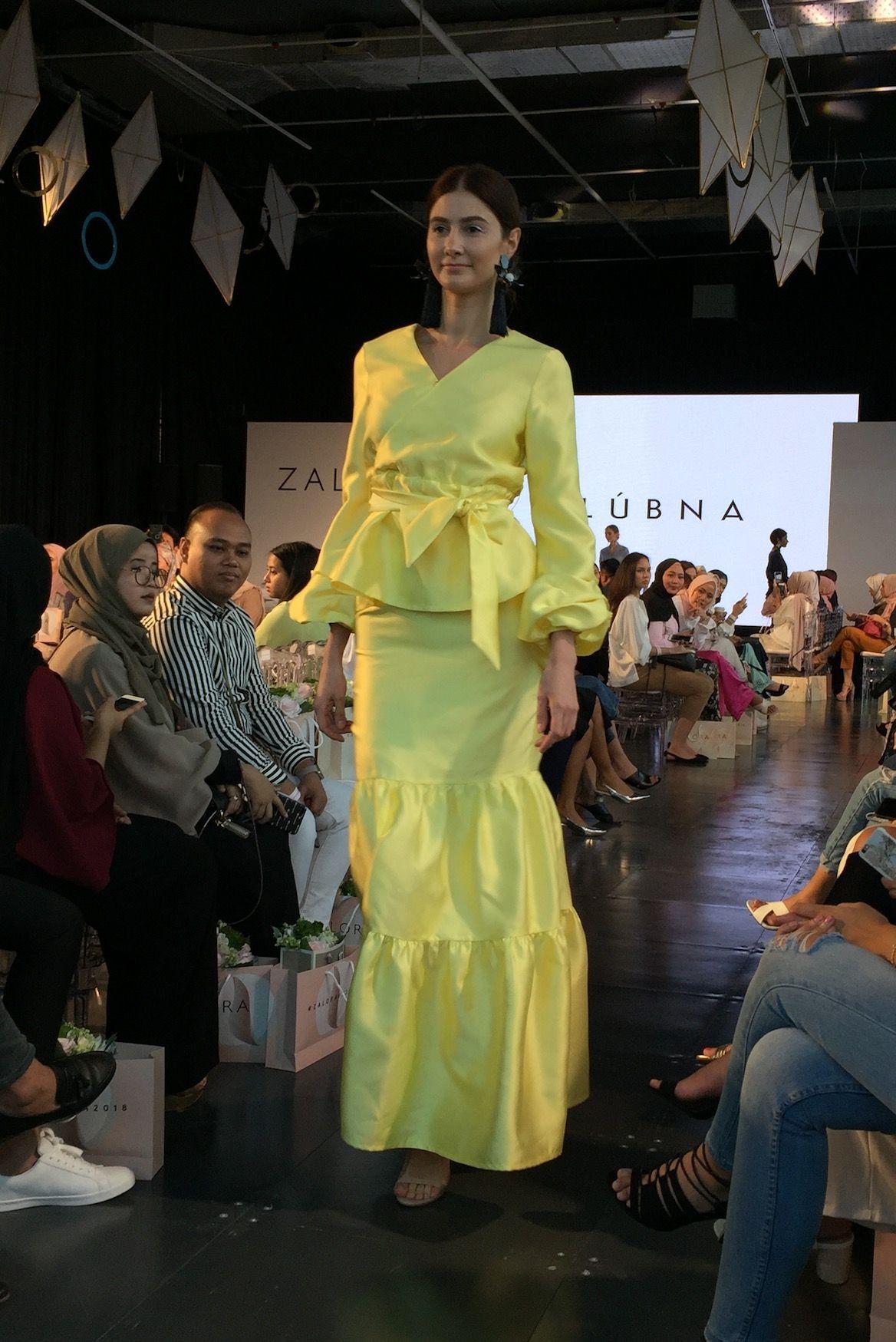 Ide dan ModelBaju Muslim Terbaru Untuk Lebaran 9