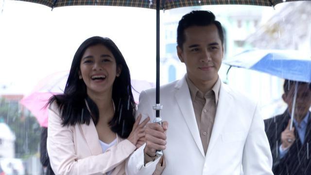 Sering Jadi 'Couple', Ini Sinetron Hits Rionaldo Stokhorst dan Naysilla Mirdad