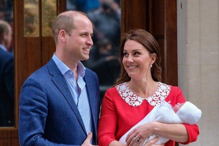 Baru Lahir, Inilah 5 Fakta Unik Kelahiran Putra Ketiga Kate Middleton