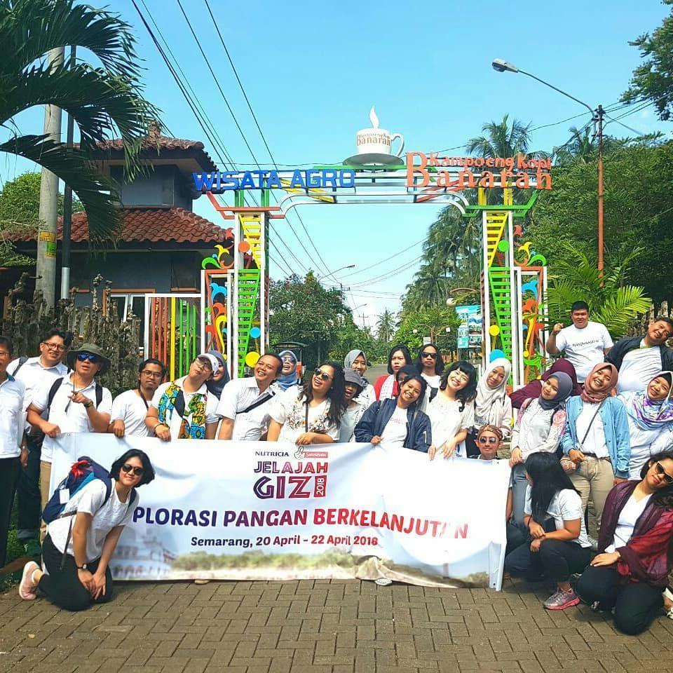Wisata Kuliner Sambil Jelazah Gizi di Kota Semarang