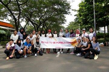 Jalin Keakraban, Popbela Community Adakan Lari Bersama Sahabat