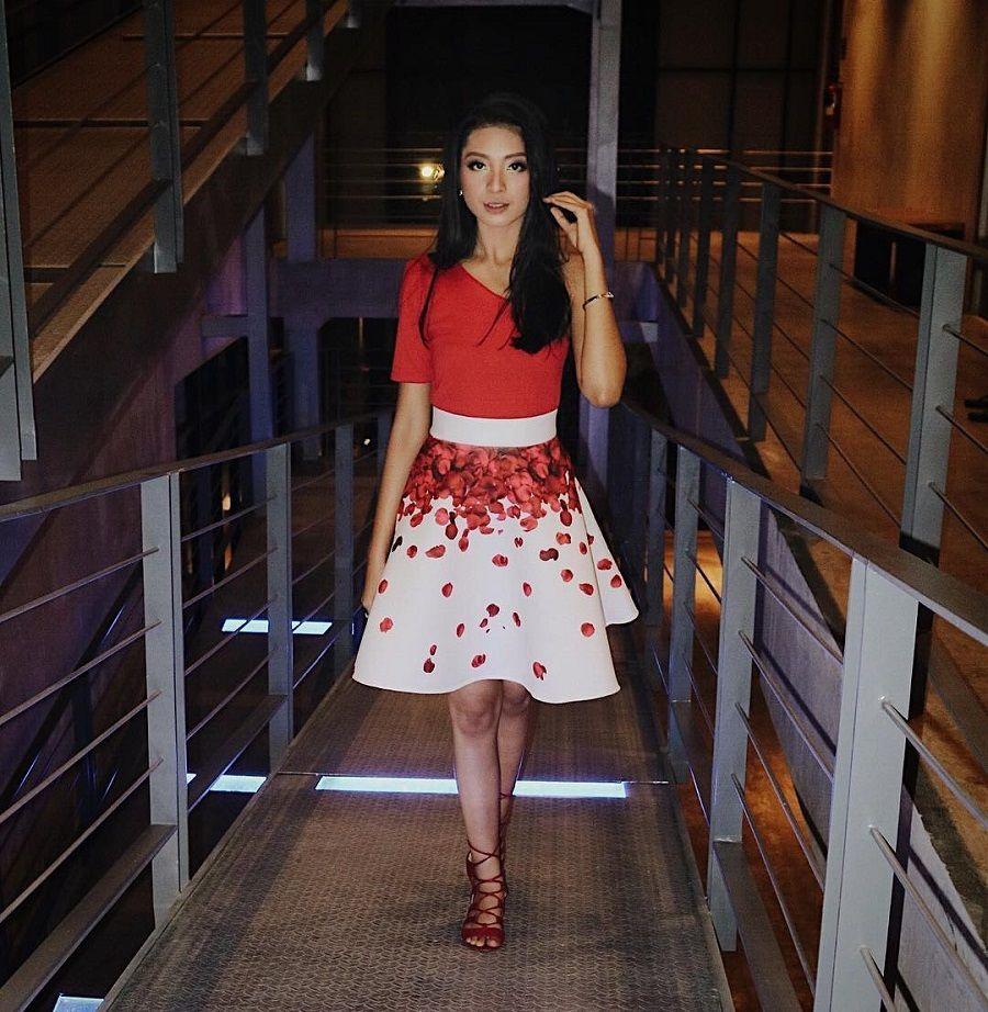 5 Potret Mantan Miss Indonesia Earth 2010, Liza Elly yang Sangat Memesona