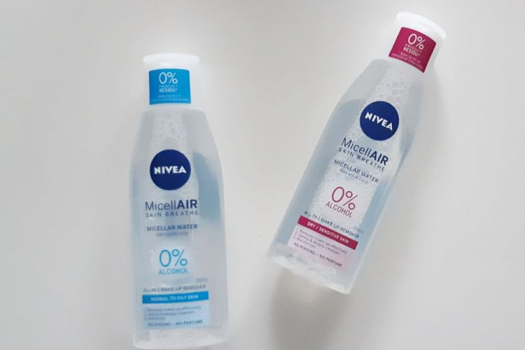 Image result for micellar water nivea