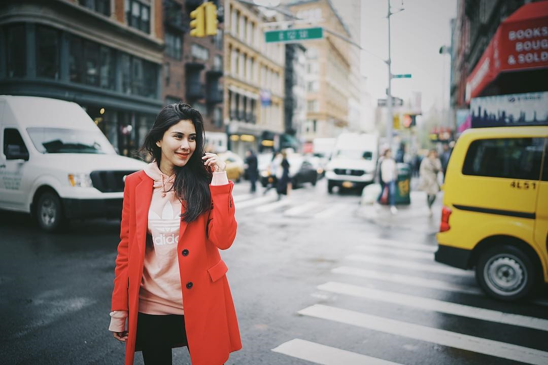 Contek 7 Destinasi Liburan di Amerika a la Bulan Madu Syahnaz Sadiqah