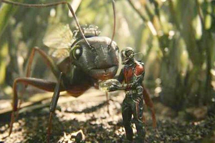 5 Keheranan yang Muncul Setelah Menonton Trailer Film 'Ant-Man and The Wasp'