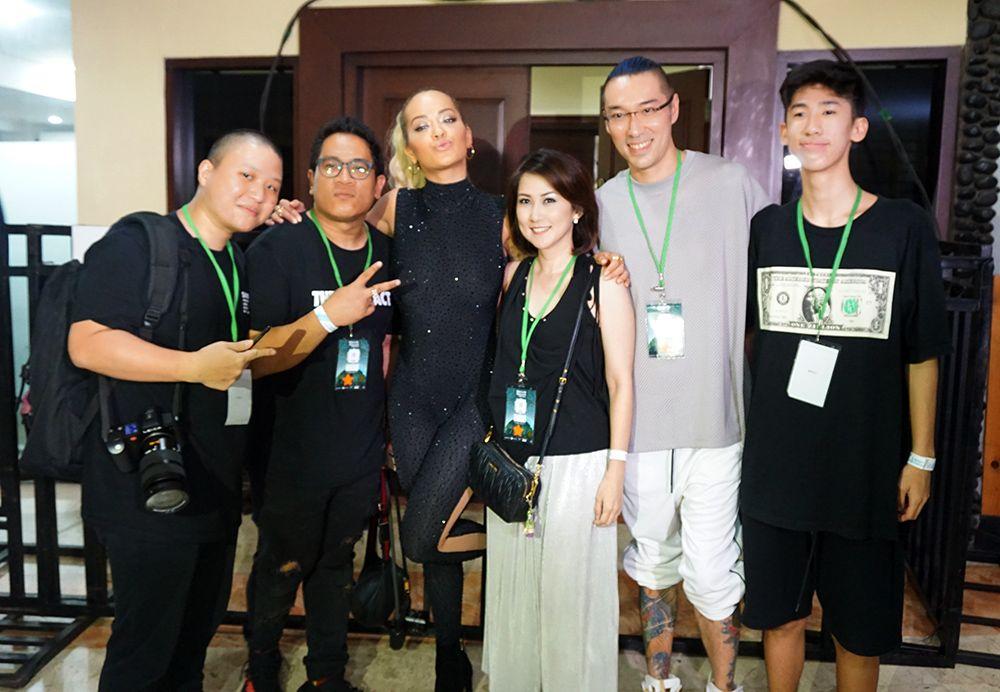 Rita Ora Hingga Shafa Harris yang Bikin SHVR Ground Festival Jadi 'Super Cool'