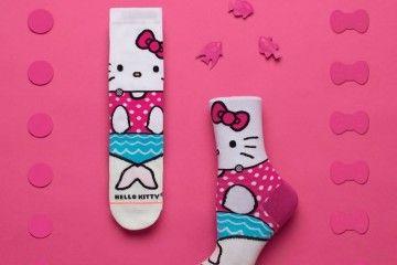 Sanrio x Stance: Koleksi Kaos Kaki Hello Kitty dan Gudetama yang Lucu