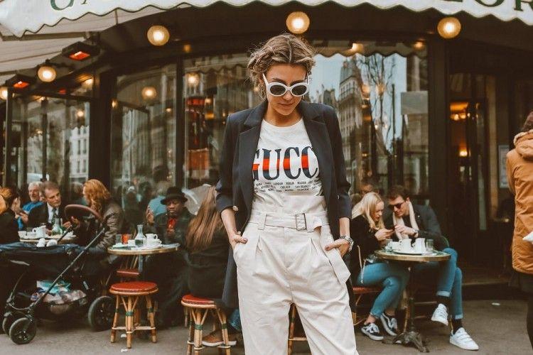 Paper Bag Pants, Trend Celana Modis yang Harus Kamu Coba