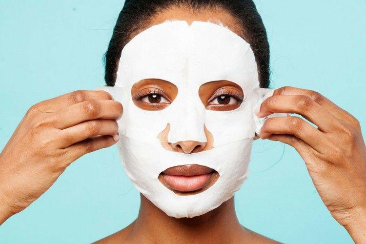 7 Tips Memakai Sheet Mask agar Hasilnya Lebih Maksimal