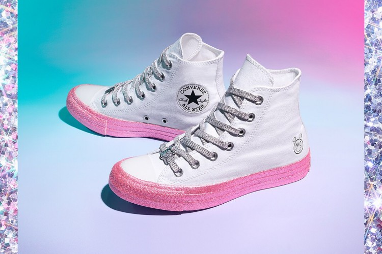 Image result for converse x miley cyrus