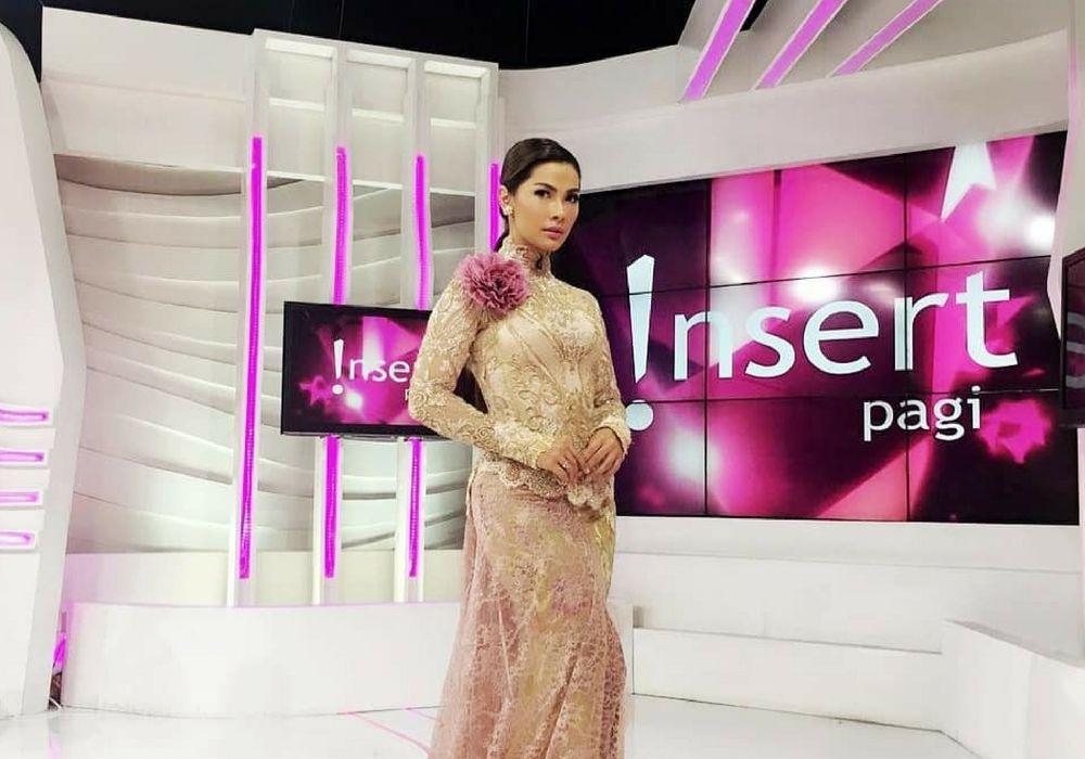 Pernah Dinobatkan Jadi Putri, Ini Transformasi Presenter Nadia Mulya