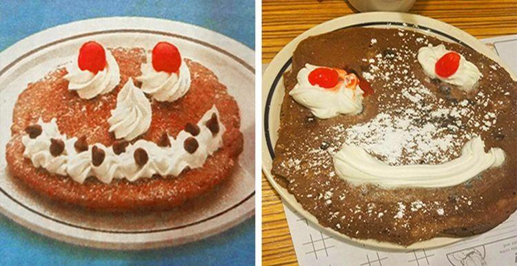 15 Foto Hasil Kue Ini Gagal Mirip dengan Aslinya