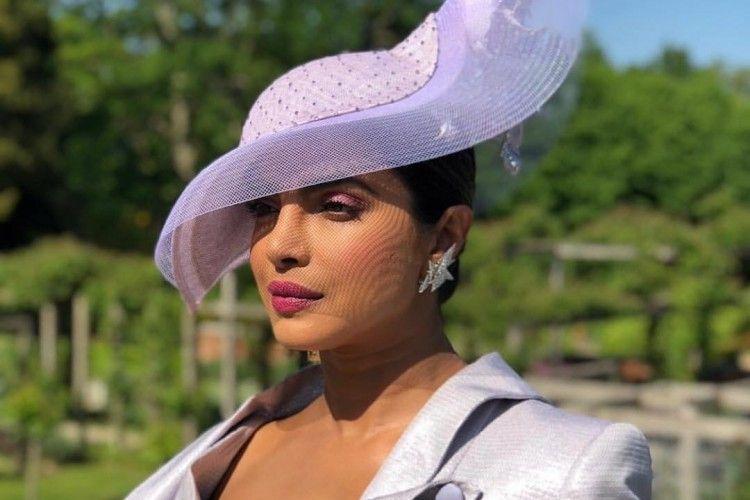 Gaya Para Tamu Undangan Royal Wedding yang Tak Kalah Elegan