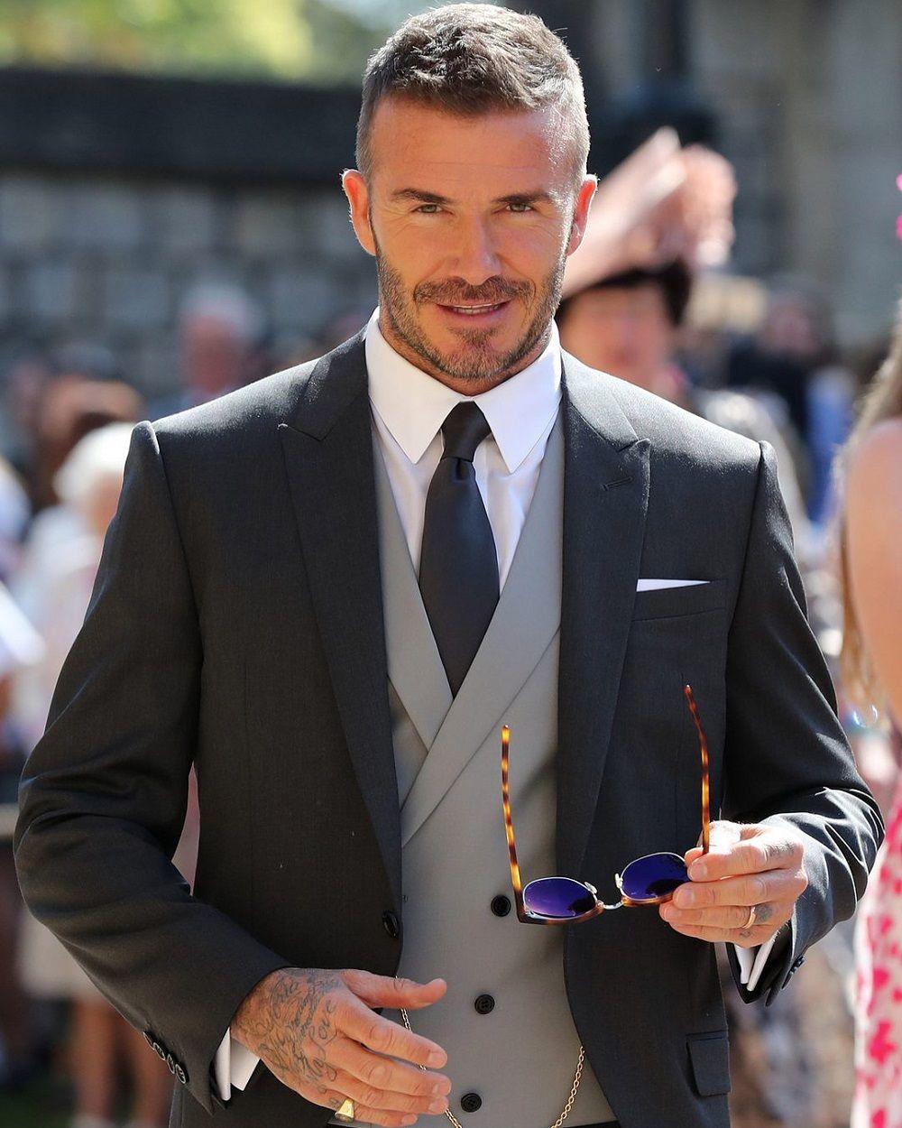 Selain Tampan, Ternyata Ini yang Buat David Beckham Makin Keren