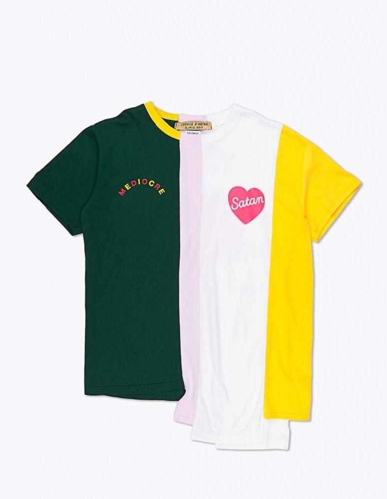 Rekomendasi T-shirt Gemas untuk ke Kampus