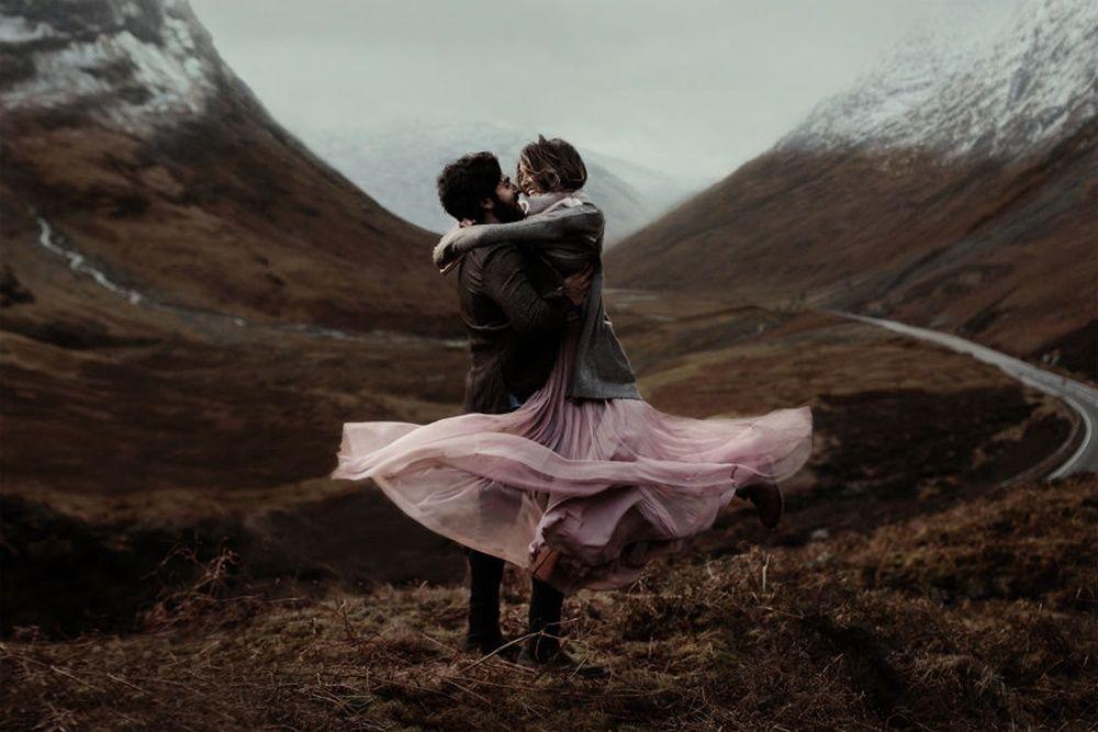 13 Gaya Pre-Wedding yang Bisa Ditiru dari Karya Foto Terbaik 2018