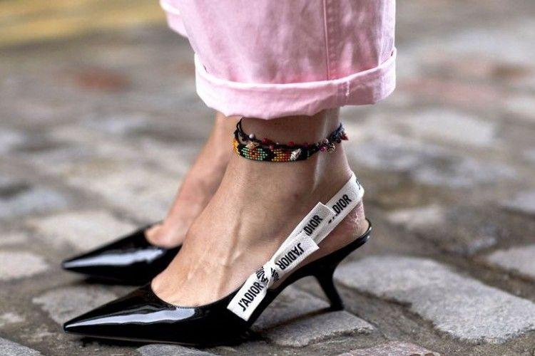 Kitten Heels : Si Sepatu Cantik nan Nyaman