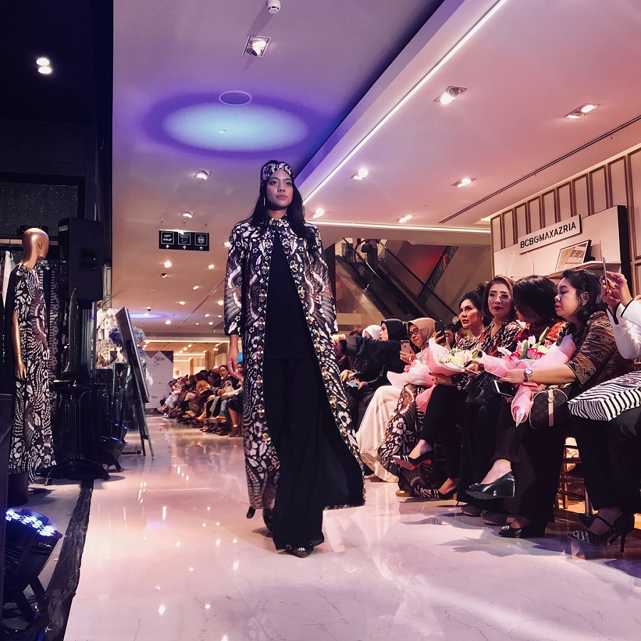 Ramadan Fashion Soirée di Galeries Lafayette Tampilkan 2 Karya Brand Fashion Lokal
