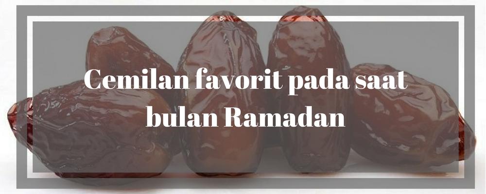 Buahnya Bulan Ramadan, Ini 7 Fakta Unik Buah Kurma