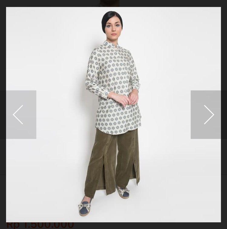 7 Tempat Belanja Online Baju Lebaran Terpercaya