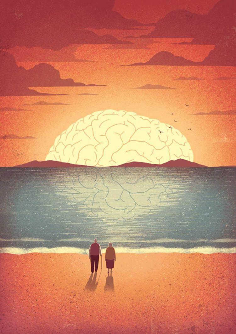 11 Ilustrasi tentang Kehidupan dan Percintaan Zaman Sekarang