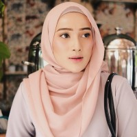 Tutorial Hijab Pashmina A la Selebgram Ashryrrabani